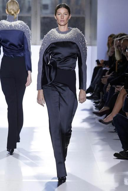 Balenciaga Fall Winter PFW 2014