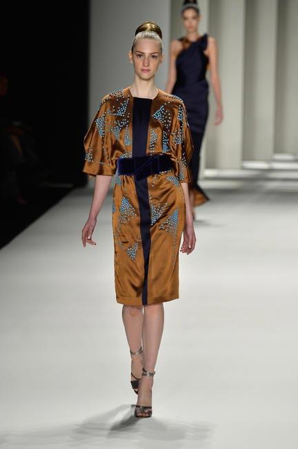 Carolina Herrera Fall 2014 - NYFW