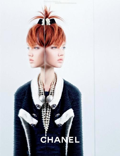 Chanel Spring Summer 2014 ad campaign