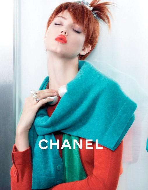 Chanel Spring Summer 2014 campaign