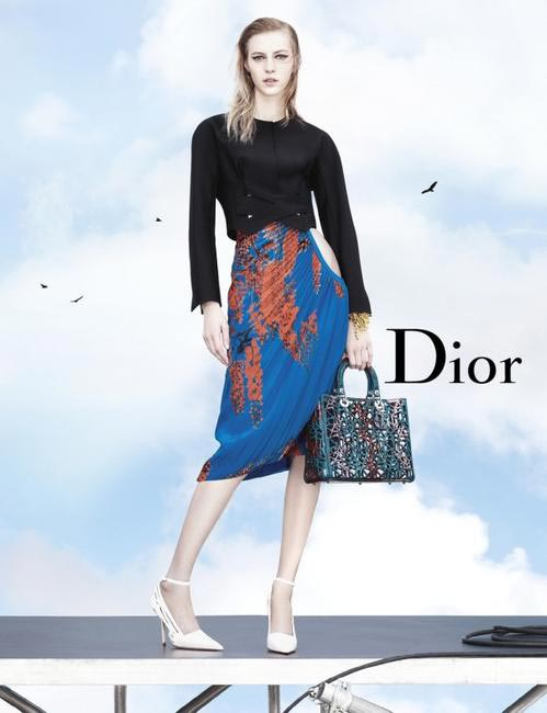 Dior Spring Summer 2014 campaign