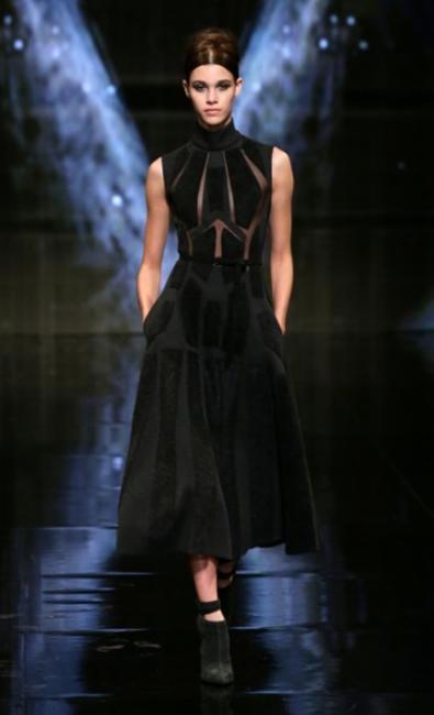 Donna Karan New York Fall 2014 - NYFW