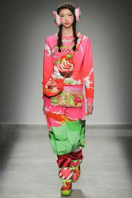 Manish Arora - Paris Fashion Weel Fall Winter 2014