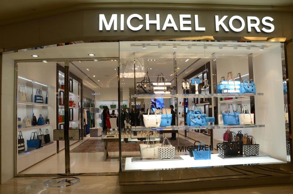 Michael Kors Delhi store