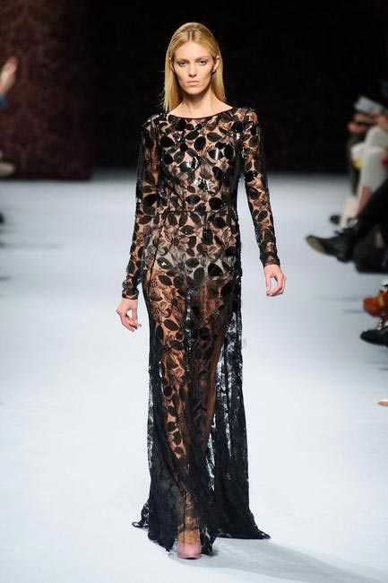 Nina Ricci Paris Fashion Week RTW 2014