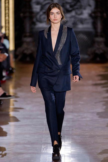 Stella McCartney Fall Winter 2014 - Paris Fashion Week