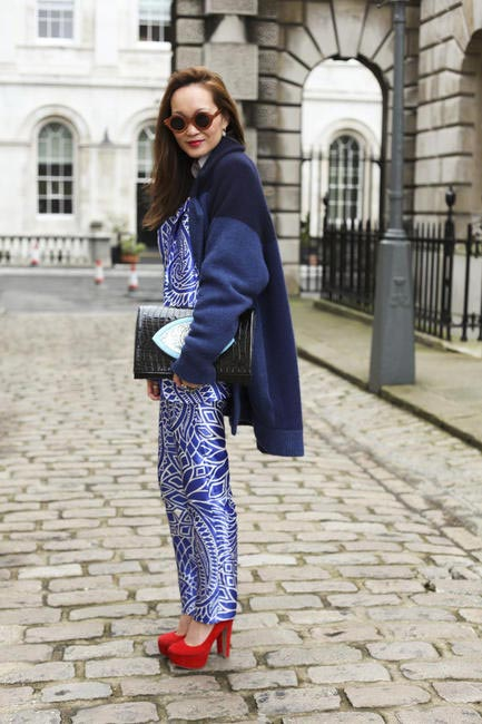 Street-Style-At-London-Fashion-Week-AW-2014