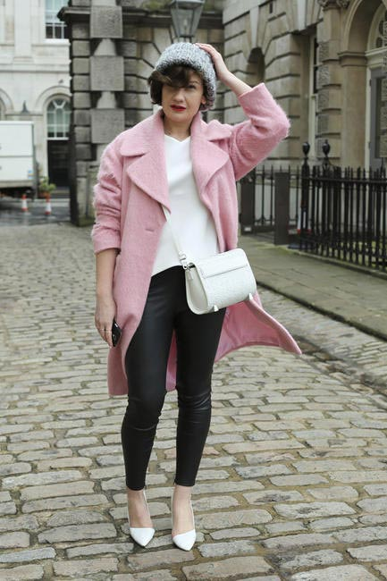 Street Style At London Fashion Week AW2014