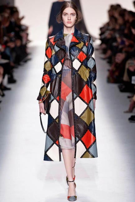 Valentino Fall Winter 2014 - Paris Fashion Week