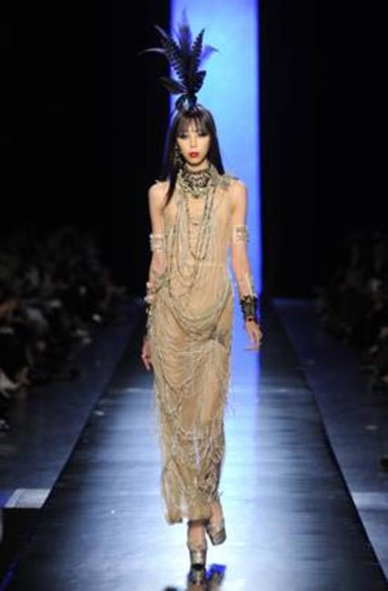 A look from Jean Paul Gaultier's show at Paris Haute Couture Week 2014.jpg