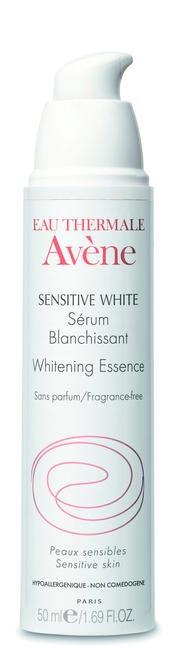 Avene Sensitive White Whitening Essence.