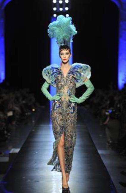 Jean Paul Gaultier at Paris Haute Couture Week 2014