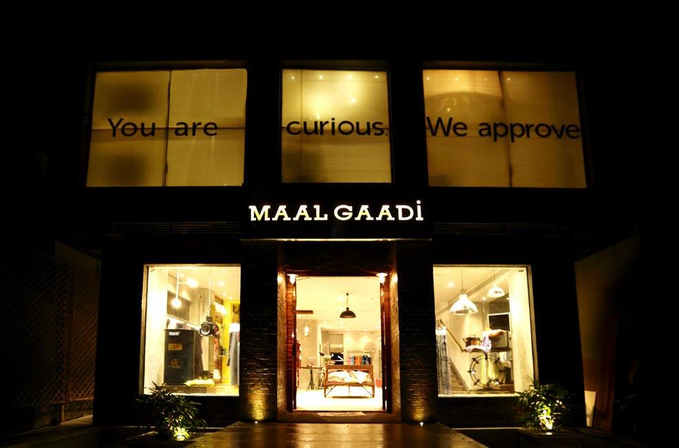 MaalGaadi. The new multi-designer store in Chennai