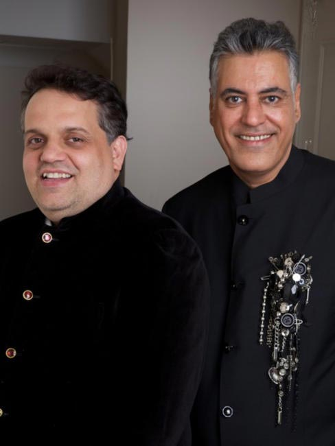 Sandeep Khosla and Abu Jani