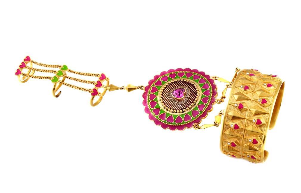 Balco Hand Jewel