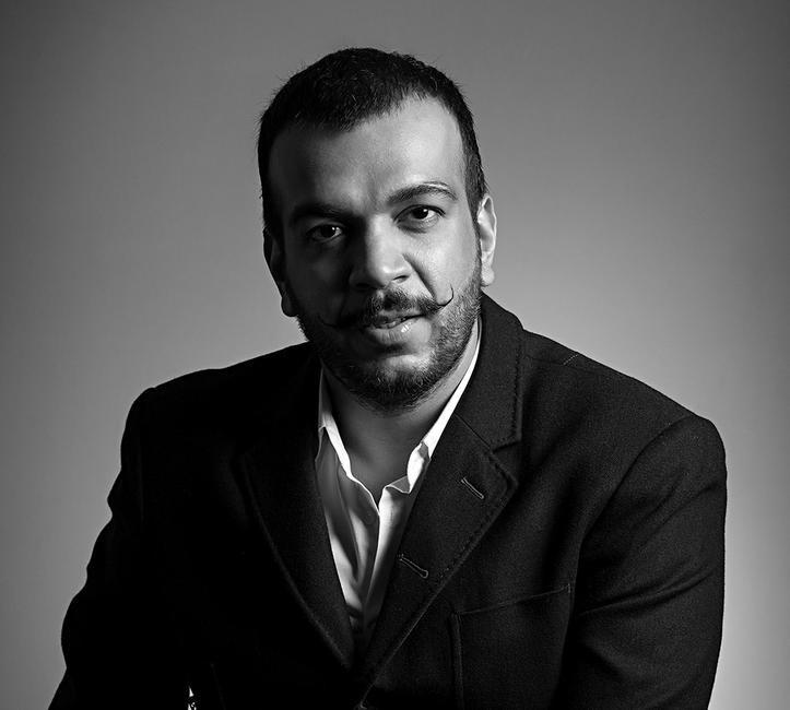 Designer Amit Aggarwal