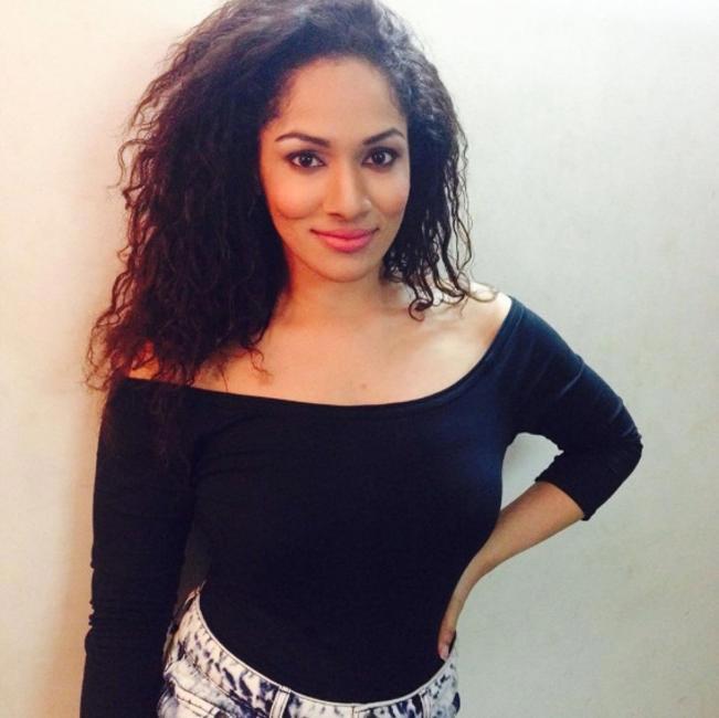 Designer Masaba Gupta