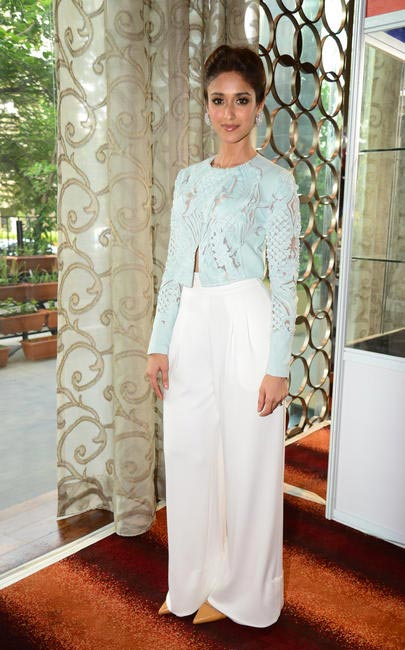 Ileana D'Cruz in Pankaj and Nidhi, Photo by Viral Bhayani