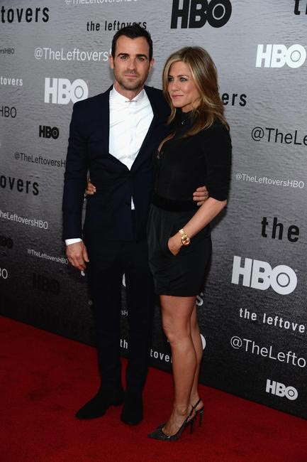 Justin Theroux plays Kevin Gravey, the dashing Chief of police in The Leftovers