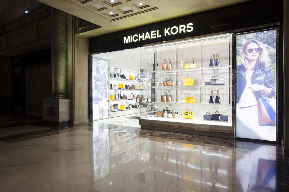 Located in UB City Mall, the MK store is all set to welcome in patrons