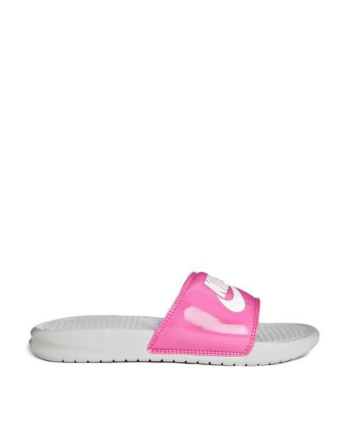 Pink Benassi JDI Sliders, Nike, INR 1,600 (Approx)