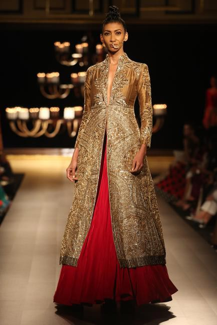 The timeless bride by Manish Malhotra