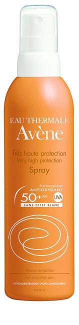 Ave�?ne High Protection Spray SPF 50
