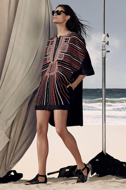 BCBGMAXAZRIA  RESORT 2015