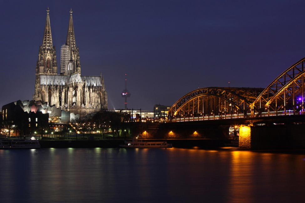 Cologne. Photo by Christophe Vandercam on Flickr