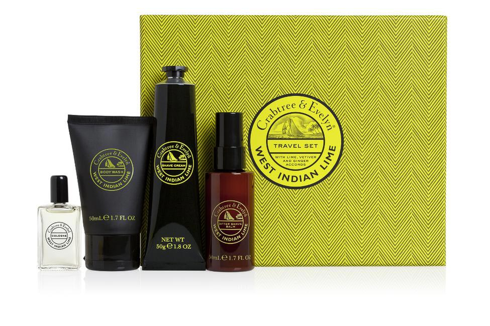 Crabtree & Evelyn West Indian Lime Traveler, Rs 3,000