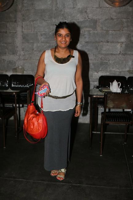 Designer Riddhika Jesrani