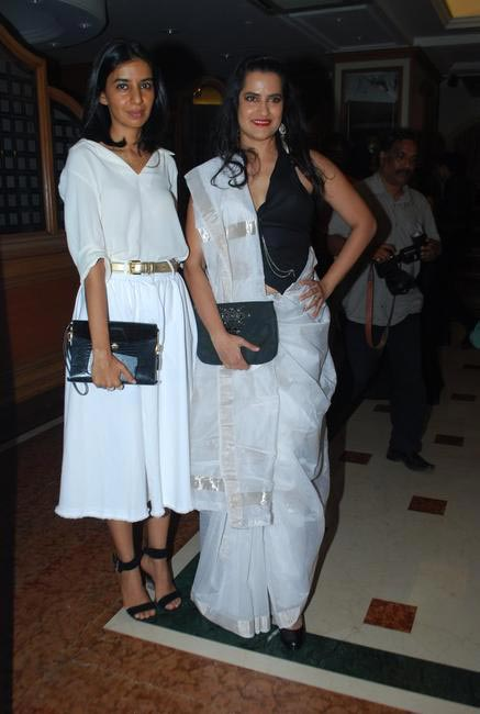 Grazia's Ekta Rajani and Sona Mohapatra look stunning in white