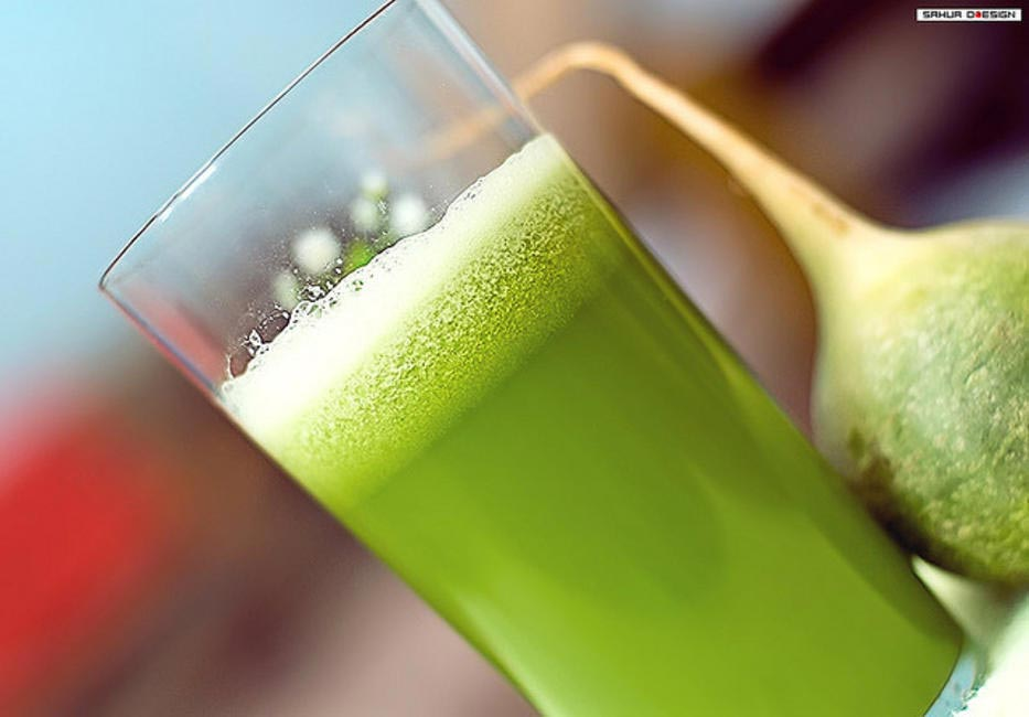 Juicing is a great way to get nutrients from fruits and veggies you normally wouldn't eat