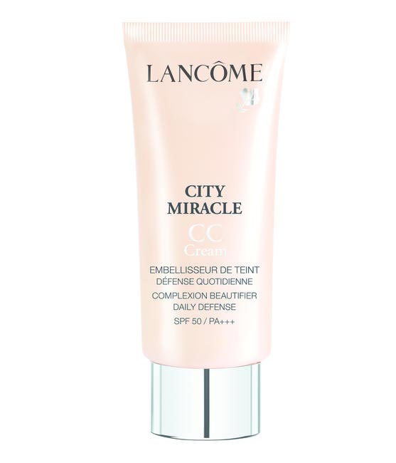 LANCOME City Miracle CC Cream, Rs 2,800