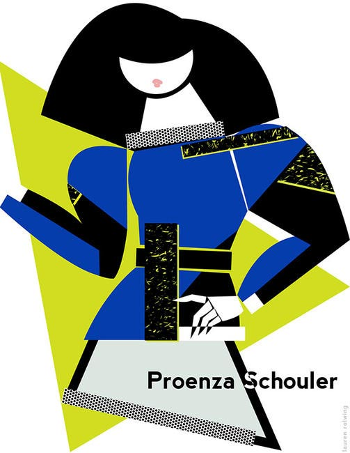 Lauren Rolwing Proenza Schouler