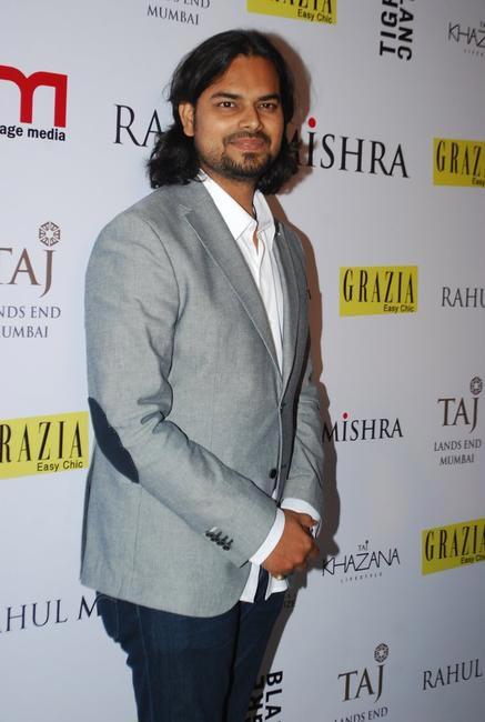 Man of the moment, Rahul Mishra
