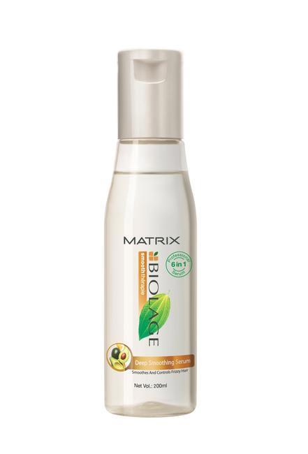 MATRIX Biolage 6-in-1 Deep Smoothing Serum, Rs 275_100 ml