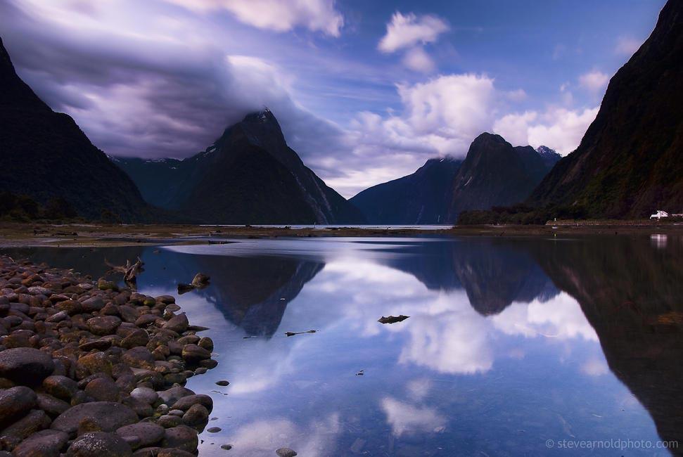 New Zealand. Photo - Stevoarnold, flickr