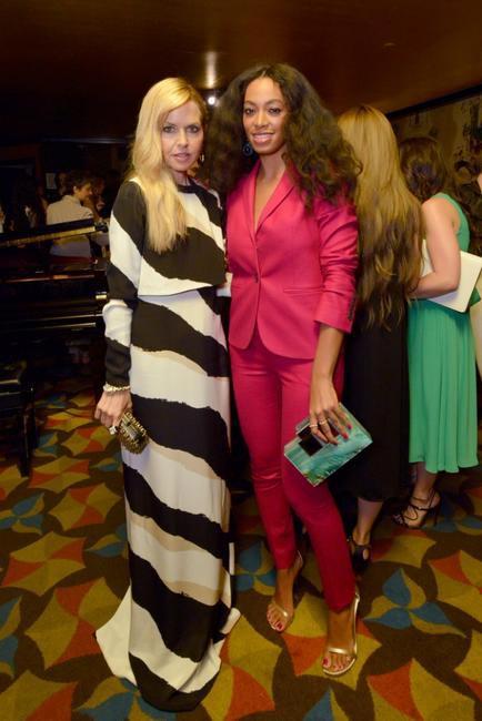 Rachel Zoe & Solange Knowles