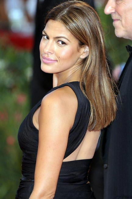 You don't need to starve for a body like Eva Mendes