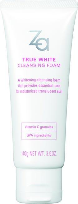 Za True White Cleansing Foam, Rs 349_100gm