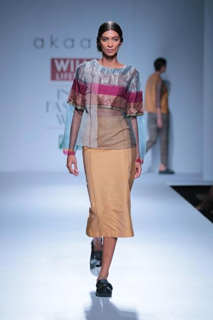 Akaaro by Gaurav Jai Gupta -WIFW AW 2014