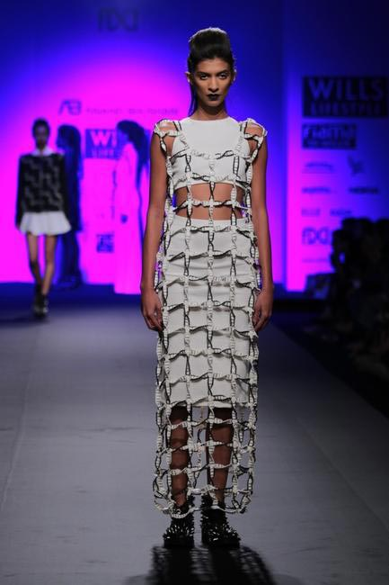 Anand Bhushan - WIFW AW 2014.