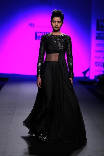 Anand Bhushan - WIFW AW 2014