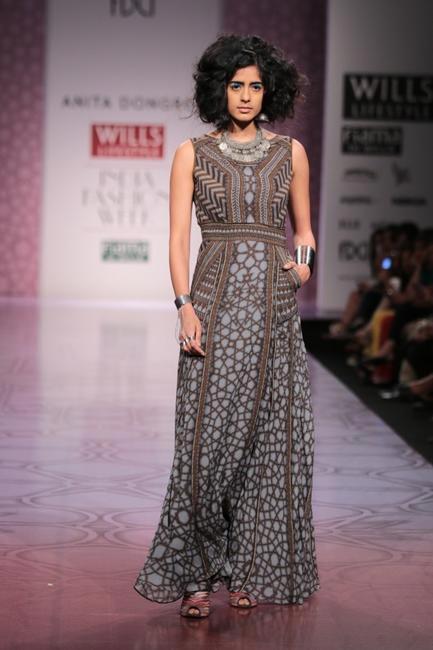Anita Dongre Ready To Wear AW 2014 - WIFW 2014