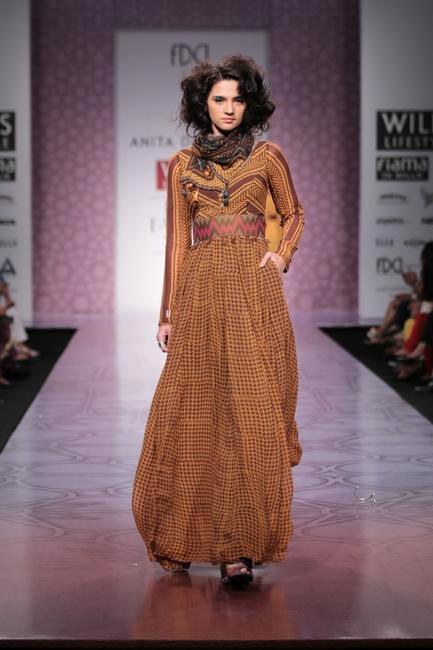 Anita Dongre Ready To Wear AW 2014 -WIFW 2014