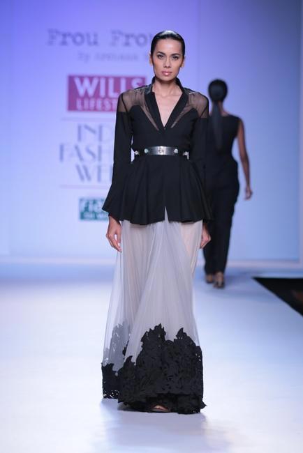 Archana Rao- WIFW AW 2014