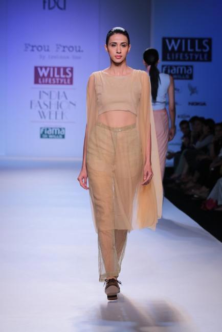 Archana Rao - WIFW AW 2014