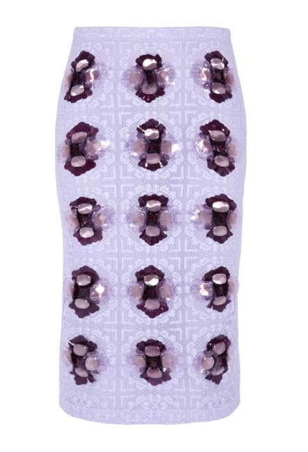 Burberry Prorsum Embellished Pencil Skirt - Net-a-porter.com