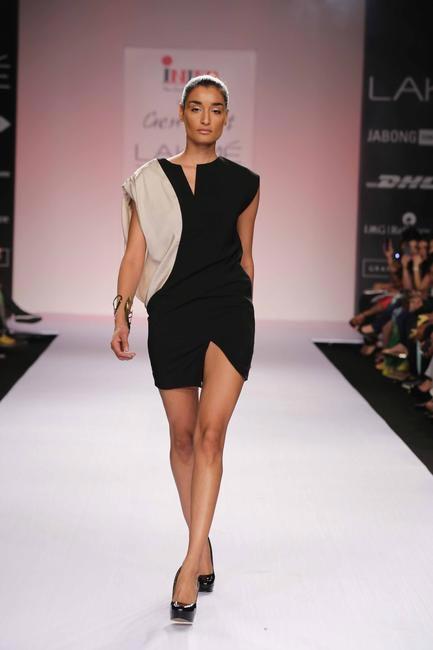 Chandni Mohan LFW SummerResort 2014 Gen Next